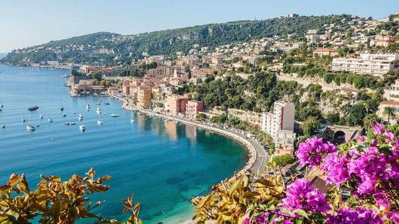 Kota terindah di Perancis