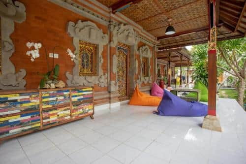 hotel budget di Nusa Penida