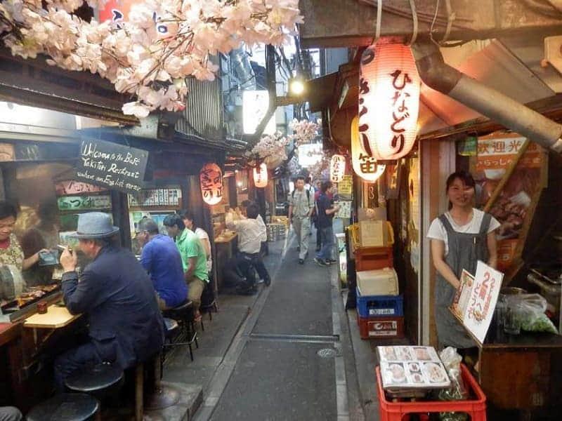 spot street food jepang