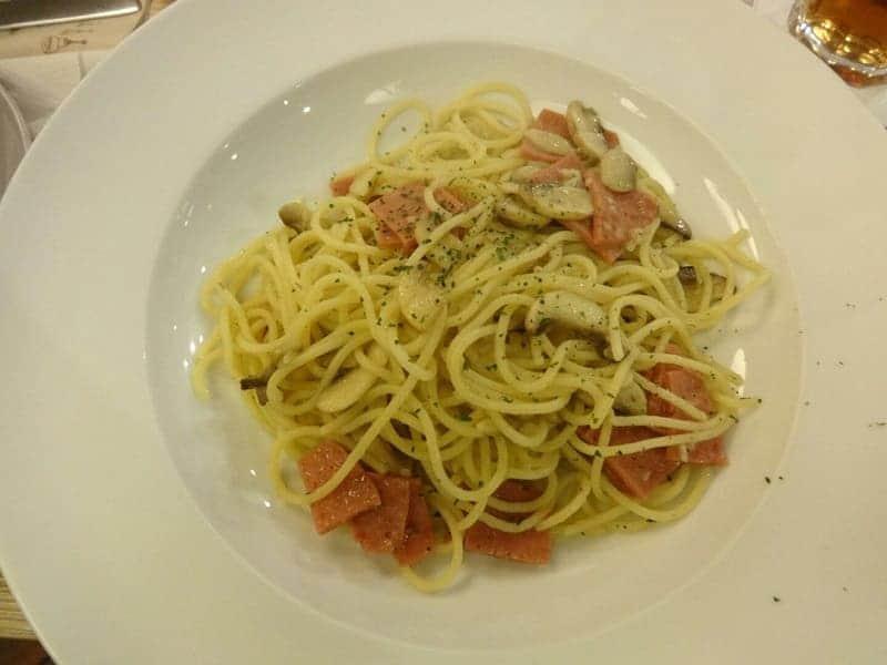 rekomendasi restoran Spaghetti Paling Enak di Jakarta