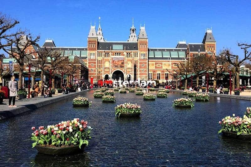 Wisata menarik di Amsterdam