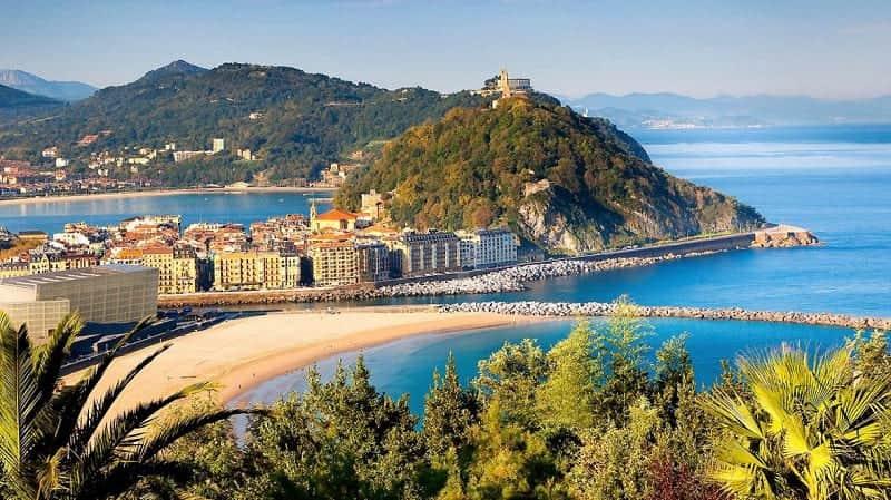 Kota Wisata di Spanyol
