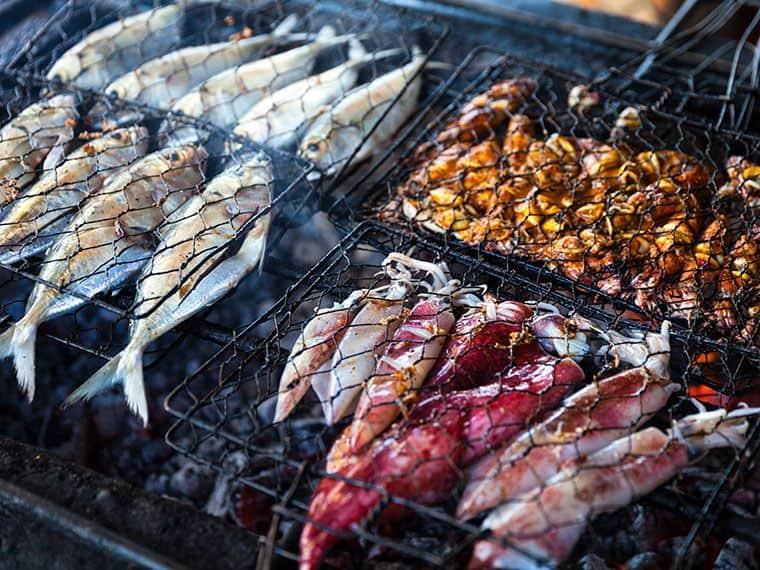seafood kampung ujung