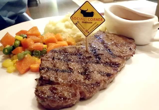 warung Steak Enak di Bintaro