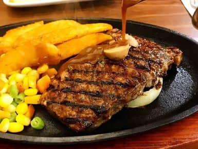 Steak Enak di Bintaro