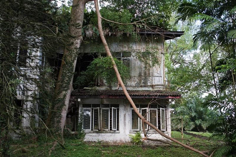 tempat horor di Singapura