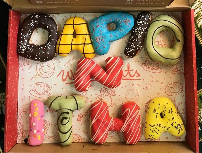 gerai Donut Paling Enak di Jakarta
