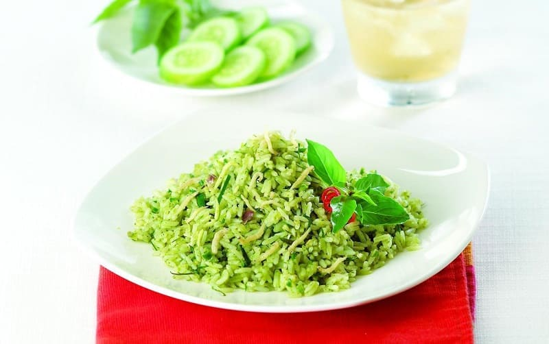 Varian nasi goreng di Indonesia