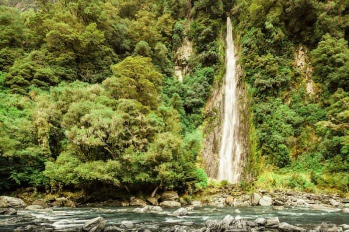 rekomnedasi Wisata Alam di Selandia Baru