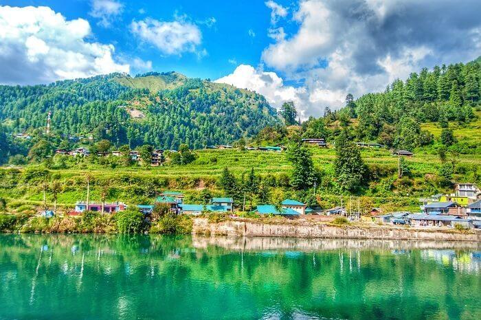 Lembah Terindah di India