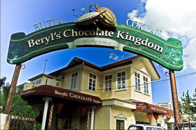 beryl's chocolate kingdom kuala lumpur