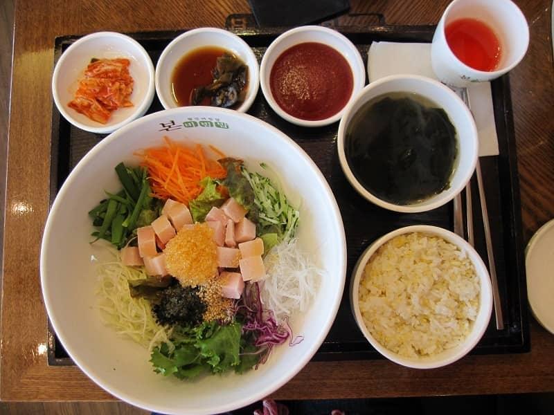 Rekomendasi Bimbibap di Seoul