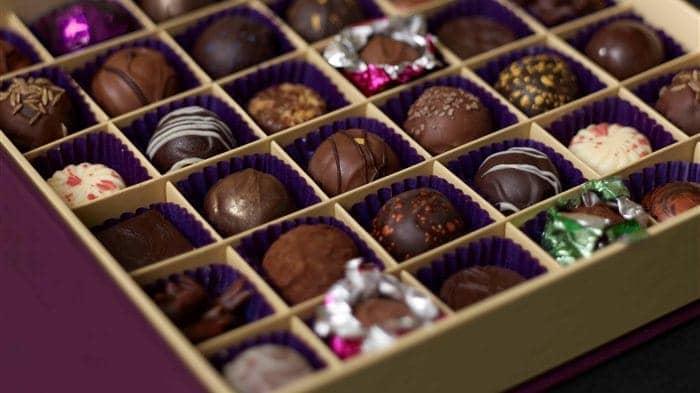 coklat Inggris