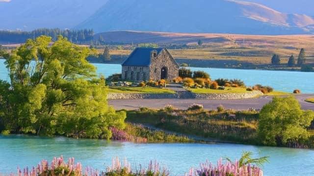 10 Wisata Alam di Selandia Baru Tawarkan Aktifitas Liburan yang Lebih Seru