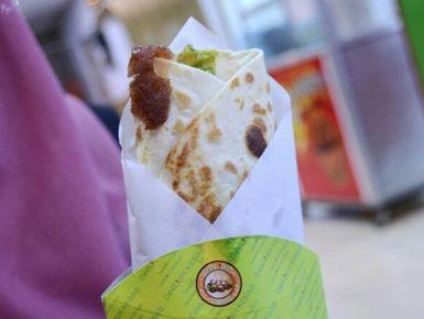 Kebab enak di Surabaya