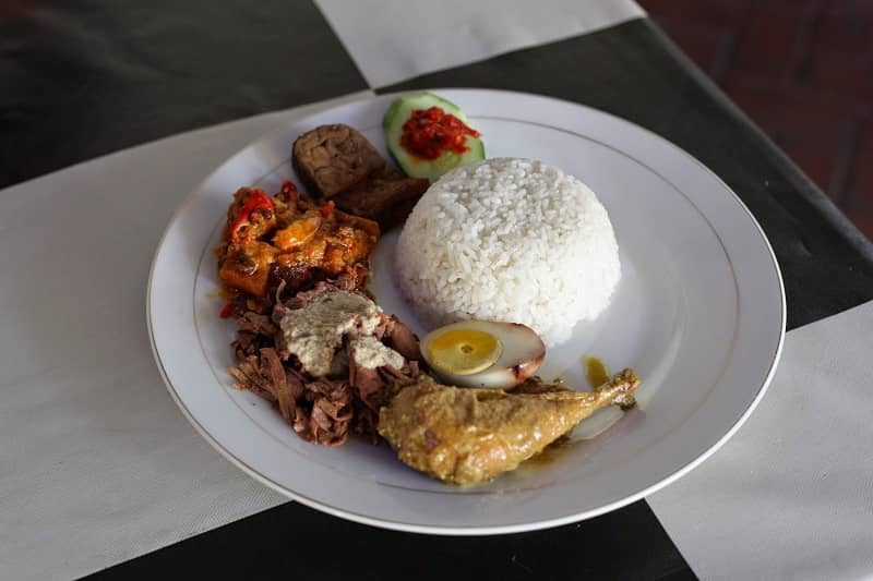 Rekomendasi Gudeg Enak di Malang