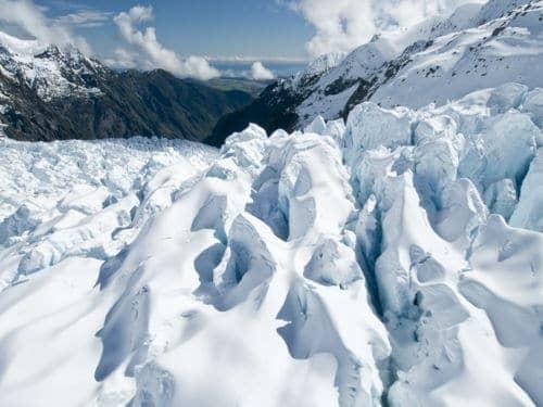 gletser franz josef