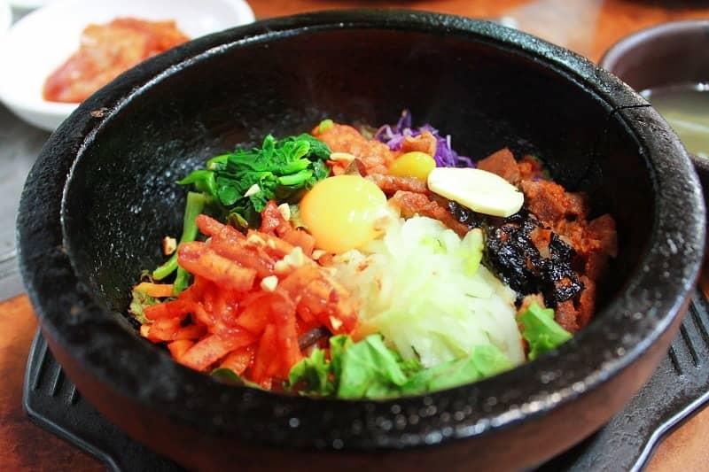 Rekomendasi Bimbibap terkenal  di Seoul