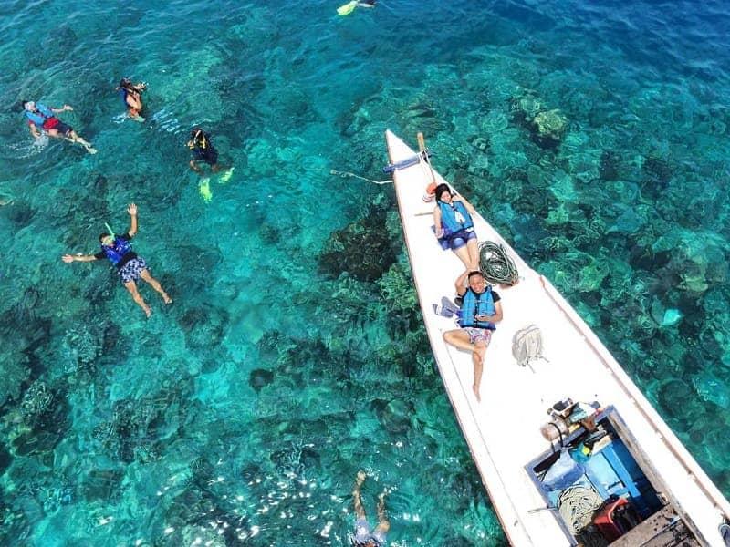 Karimunjawa wisata bahari dengan Pelni