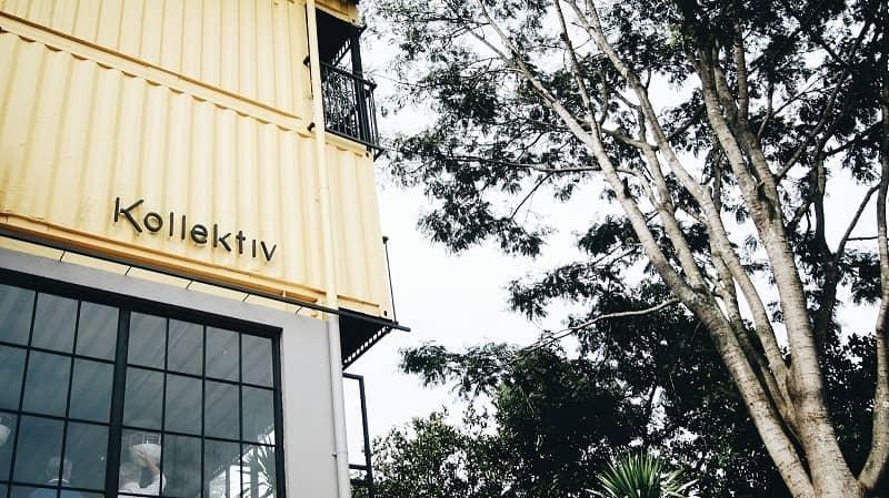 Hotel kontainer di Indonesia paling menyenangkan