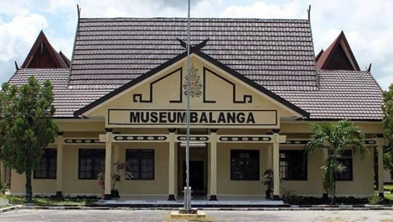 museum balanga Wisata Palangkaraya