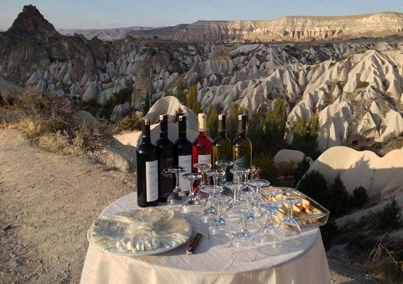 Wine Tour Terbaik di Dunia