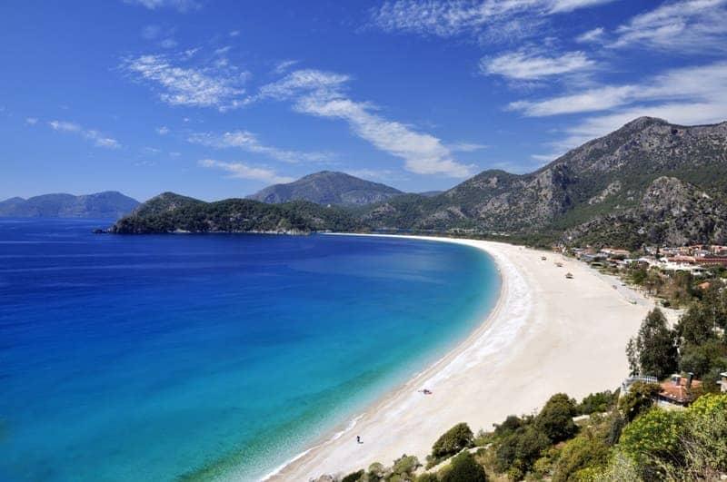 rekomendasi Pantai terindah di Eropa