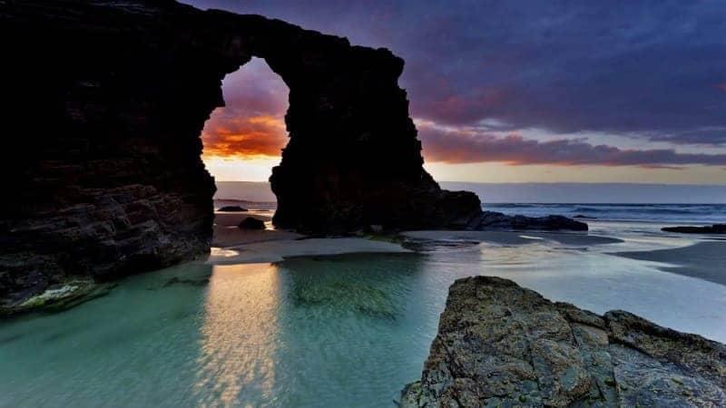 Pantai indah di Eropa