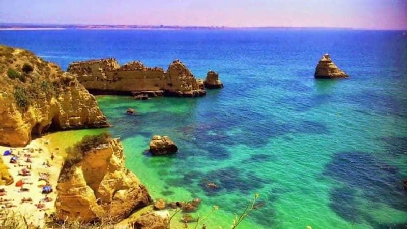 Pantai keren di Eropa