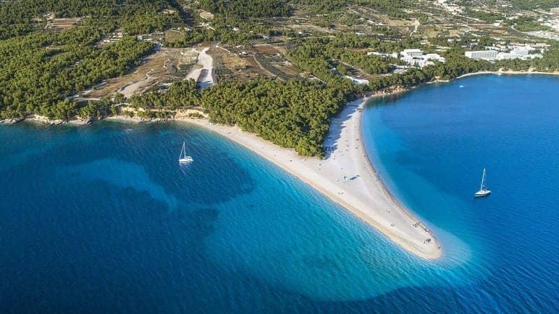 Pantai paling indah di Eropa
