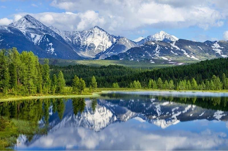 Wisata Alam terindah di Rusia