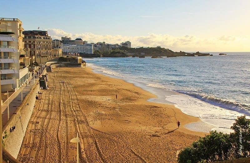 Pantai terindah di Eropa