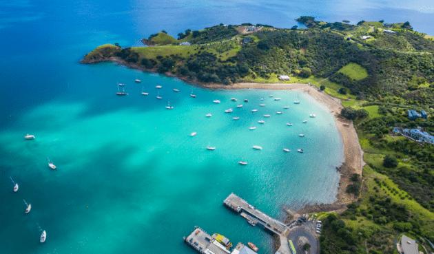 Wisata Alam di Selandia Baru