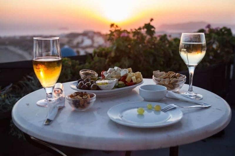 Santorini Yunani