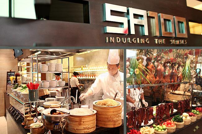 Hotel dengan makanan enak di Jakarta