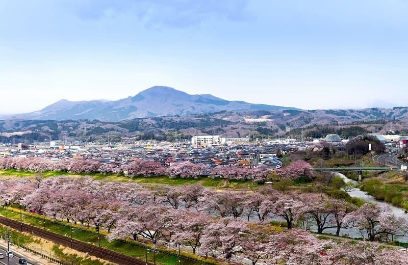 Kota Terindah Tujuan wisata di Jepang
