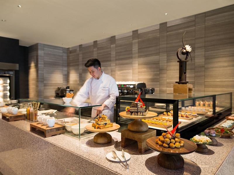Hotel dengan sajian enak di Jakarta