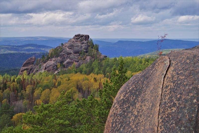 Wisata Alam di Rusia