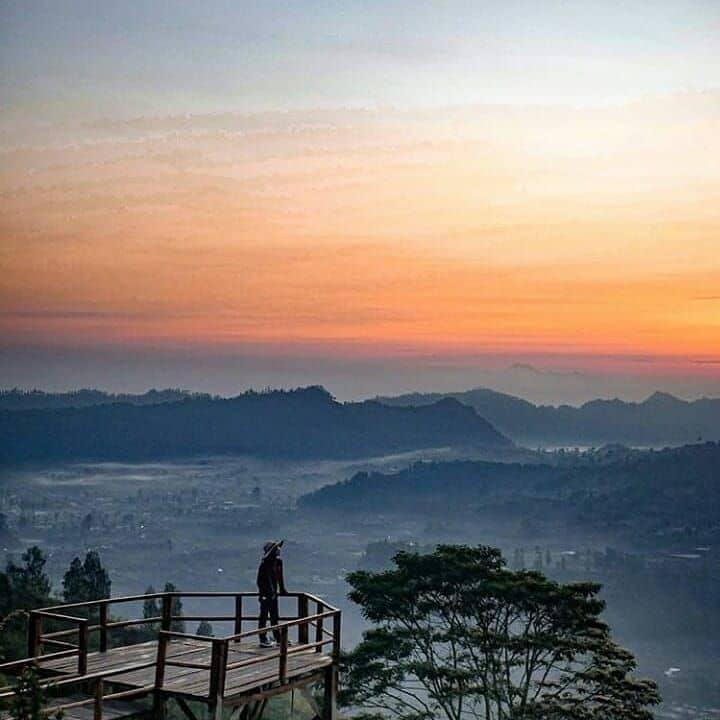 sukawana sunrise spot