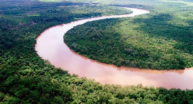 sungai kahayan rekomendasi Wisata Palangkaraya