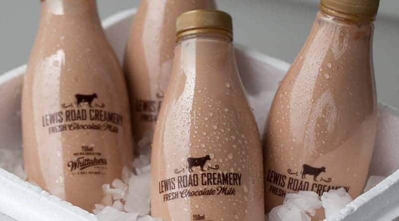 Susu Segar Selandia Baru