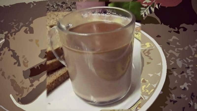 Minuman Coklat Panas paling enak  di Dunia