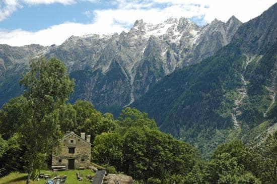 Lembah paling indah di Swiss