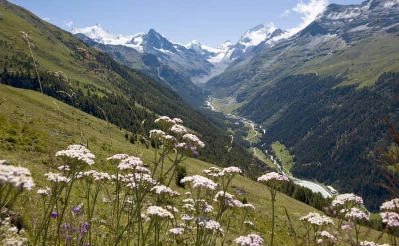 Lembah Terindah di Swiss