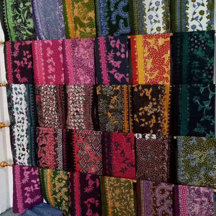 Lasem batik is suitable for souvenirs