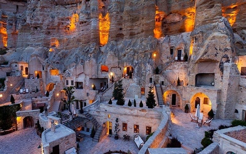 Cave hotel capadocia