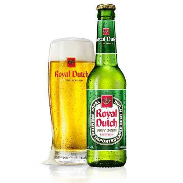 . Dutch Bier