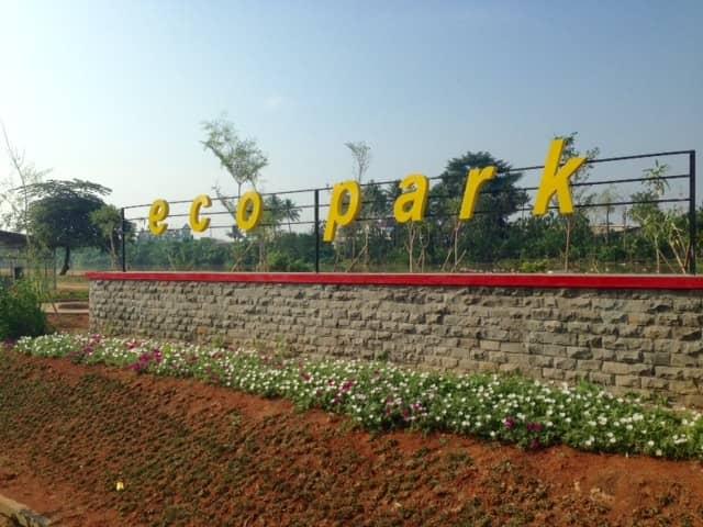 Taman di Tangerang