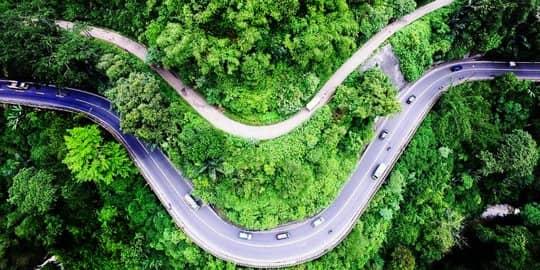Jalan Cadas Pangeran Sumedang