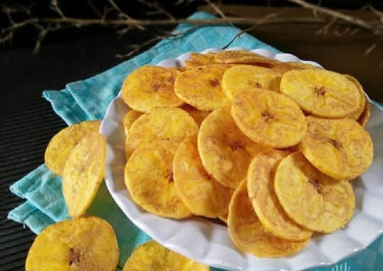 Banana crackers
